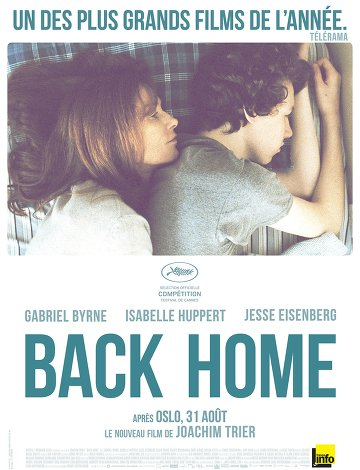 Back Home FRENCH DVDRIP 2015