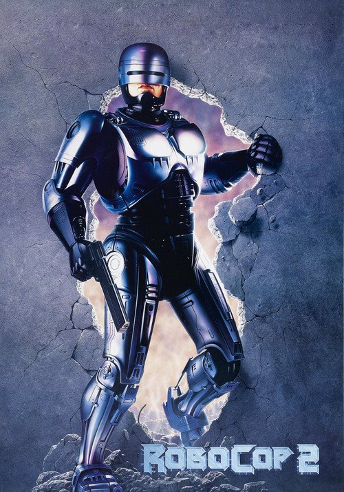 Robocop 2 FRENCH HDlight 1080p 1990