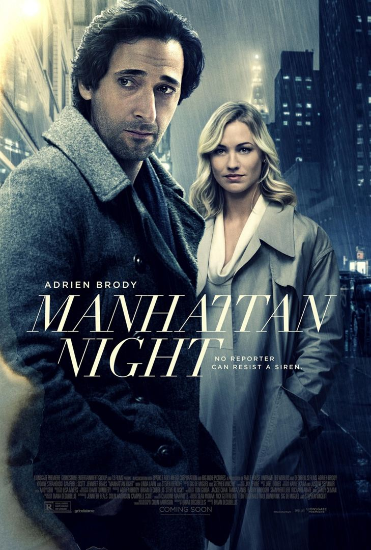 Manhattan Nocturne FRENCH BluRay 1080p 2018