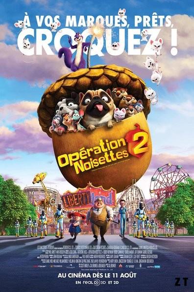Opération casse-noisette 2 FRENCH BluRay 1080p 2017