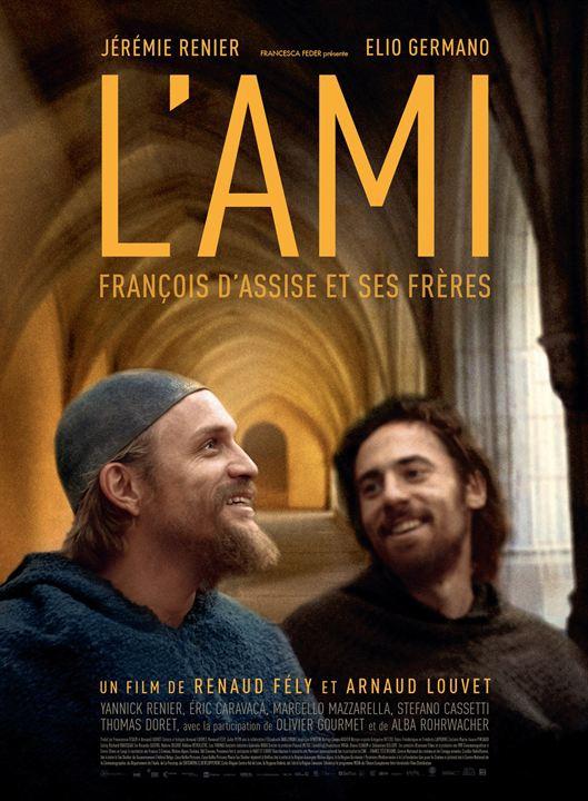 L'Ami, François d'Assise et ses frères FRENCH WEBRIP 2017