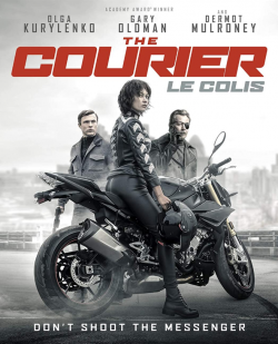 The Courier FRENCH DVDRIP 2020
