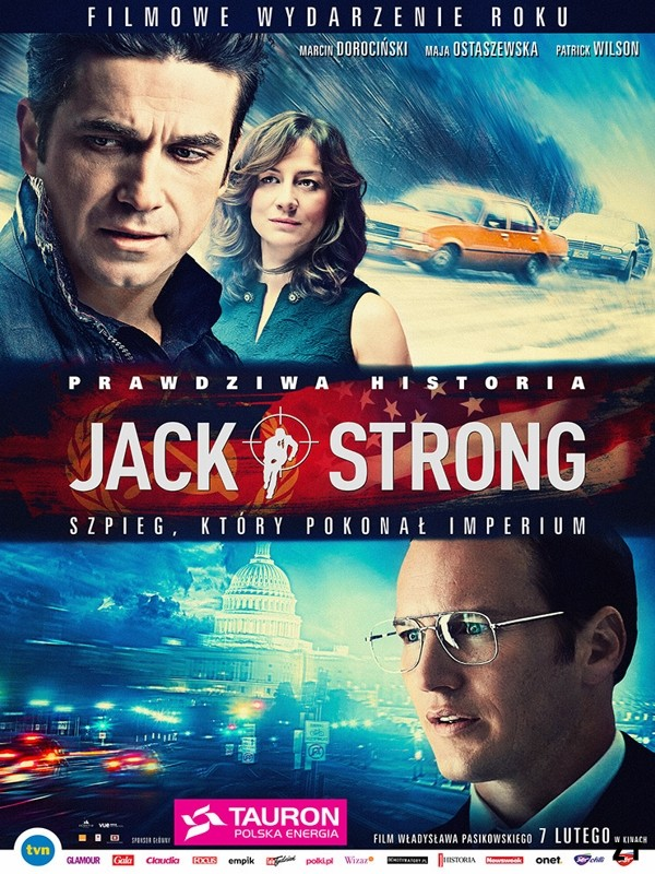 Jack Strong FRENCH DVDRIP 2018