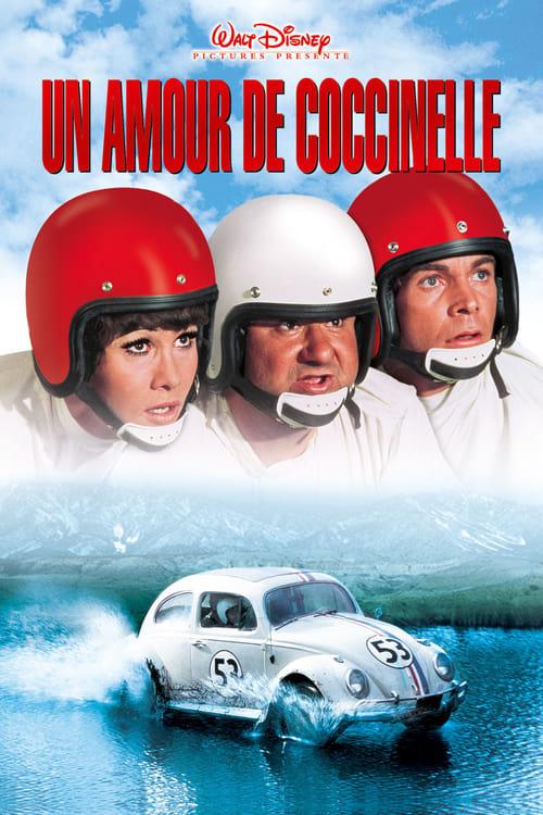 Un amour de Coccinelle FRENCH HDlight 1080p 1968