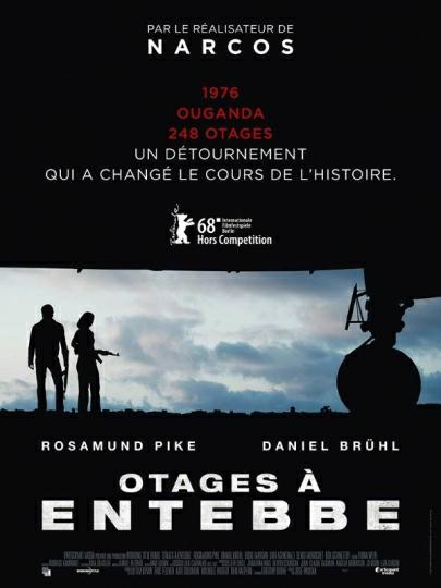 Otages à Entebbe FRENCH WEBRIP 1080p 2018