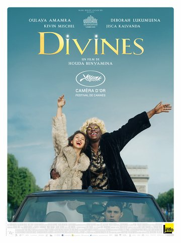 Divines FRENCH DVDRIP 2016