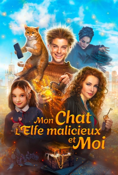 Mon Chat, L'elfe Malicieux Et Moi TRUEFRENCH WEBRIP 720p 2020