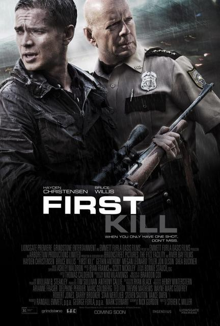 First Kill FRENCH BluRay 1080p 2017