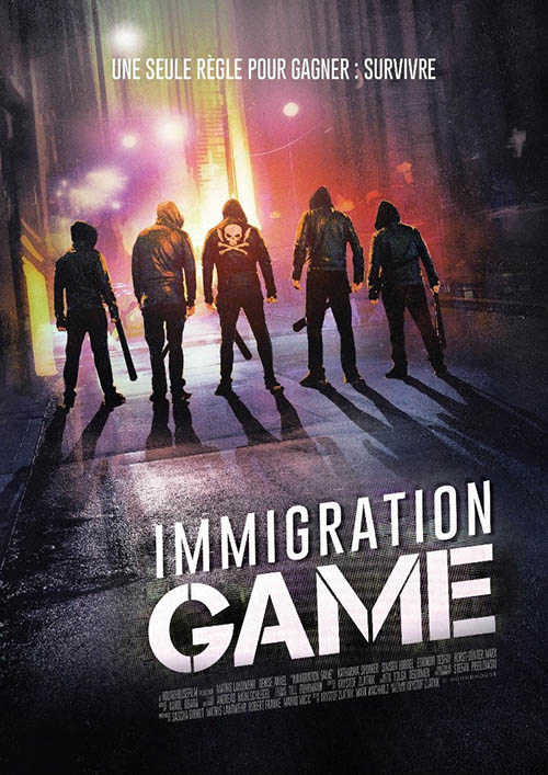 Immigration Game FRENCH WEBRIP 2017