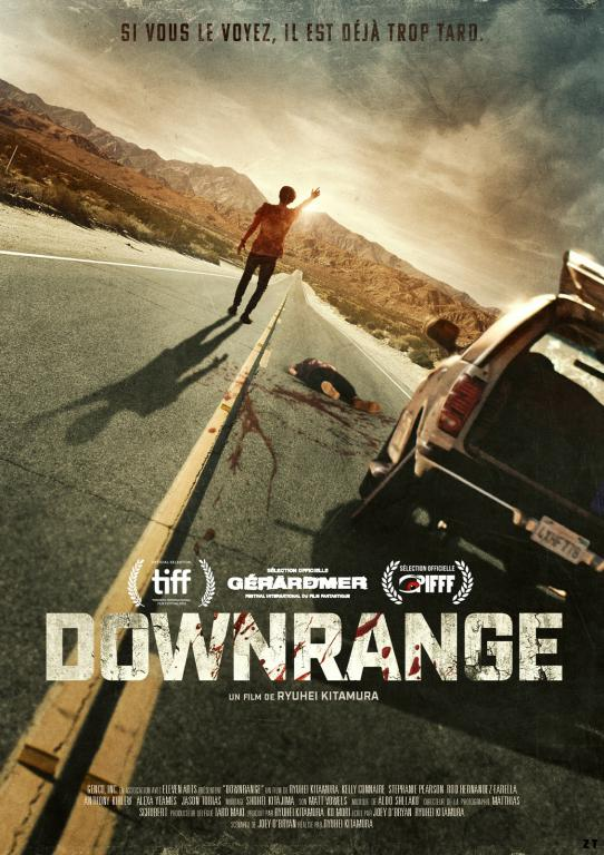 Downrange FRENCH DVDRIP 2018