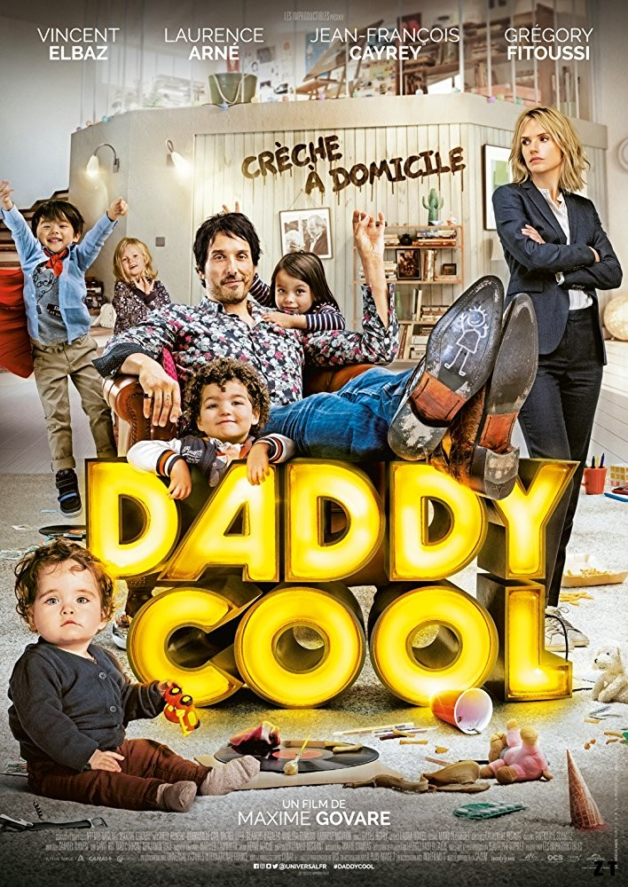 Daddy Cool FRENCH DVDRIP x264 2018