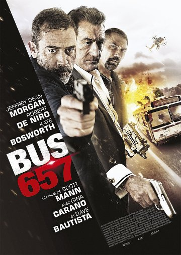 Bus 657 (Heist) FRENCH DVDRIP x264 2016