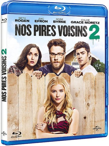Nos pires voisins 2 FRENCH BluRay 1080p 2016