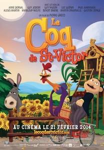 Le Coq de St-Victor FRENCH DVDRIP 2014
