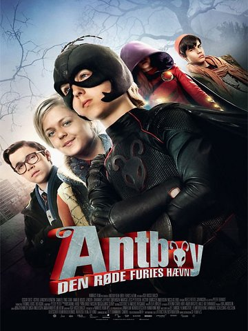 Antboy : La revanche de Red Fury FRENCH DVDRIP 2015