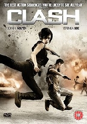 Clash (Bay Rong) FRENCH DVDRIP AC3 2011