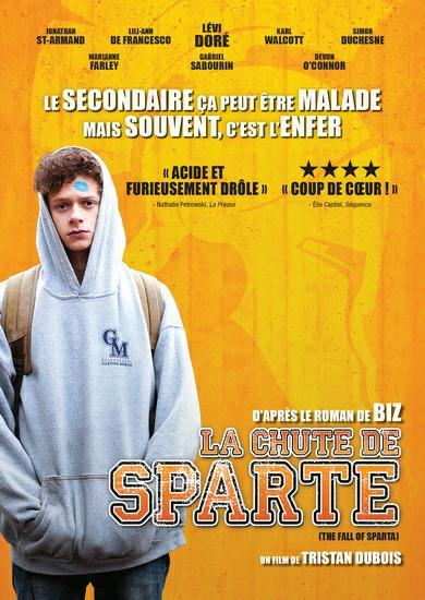 La Chute de Sparte FRENCH DVDRIP 2018