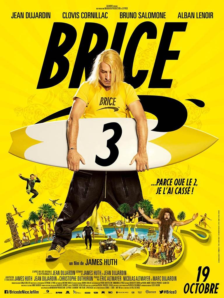 Brice 3 FRENCH BluRay 1080p 2017