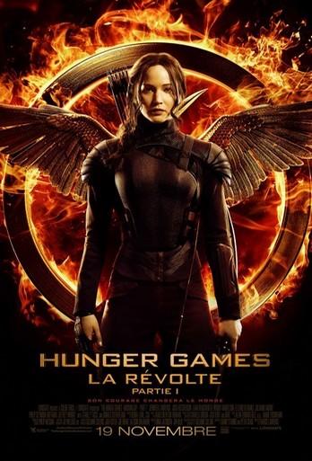 Hunger Games - La Révolte : Partie 1 VOSTFR WEBRIP 2014