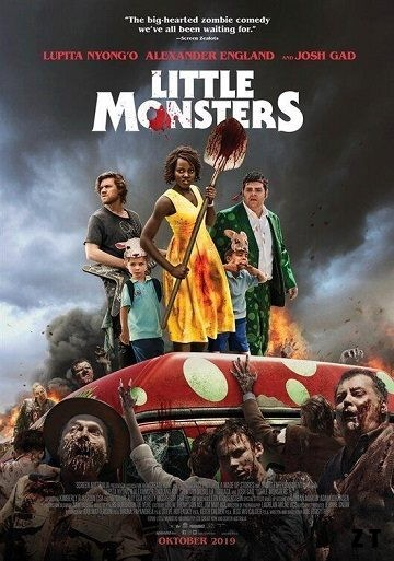 Little Monsters FRENCH BluRay 1080p 2019