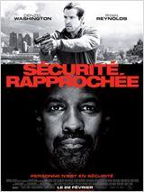 Sécurité rapprochée (Safe House) 1CD FRENCH DVDRIP 2012