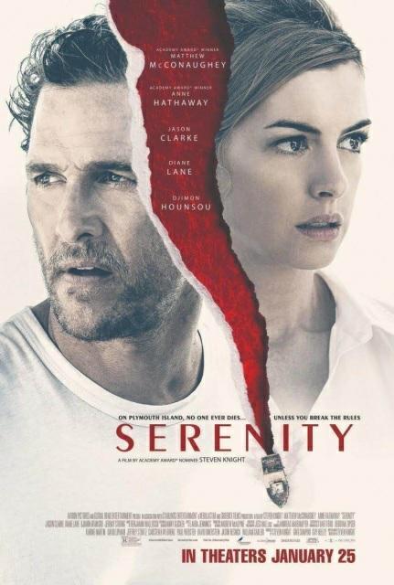 Serenity FRENCH HDRiP 2019