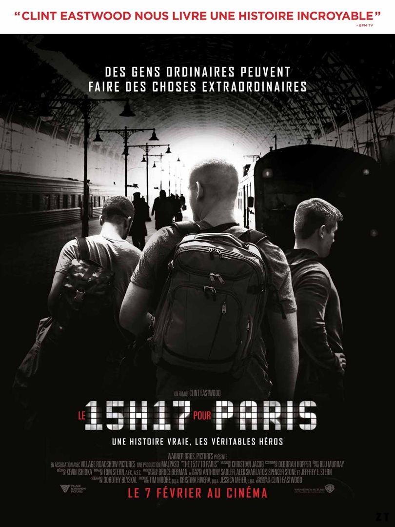 Le 15h17 pour Paris FRENCH WEBRIP 2018