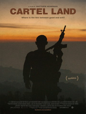 Cartel Land FRENCH DVDRIP 2015
