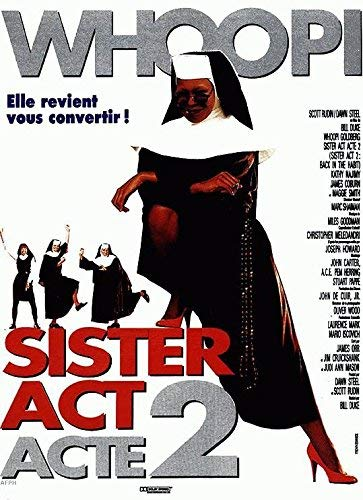 Sister Act, acte 2 FRENCH HDLight 1080p 1993