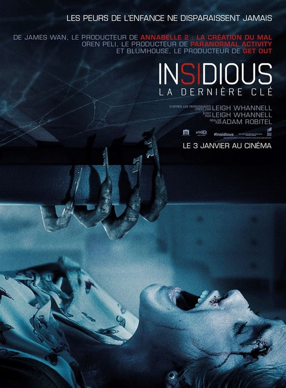 Insidious : la dernière clé FRENCH WEBRIP 2018