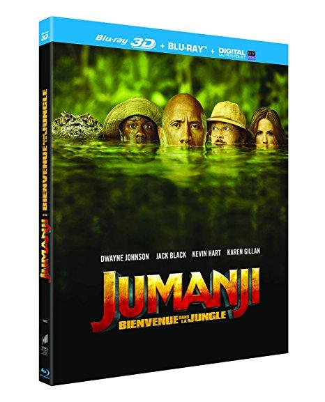 Jumanji 2 : Bienvenue Dans La Jungle FRENCH HDlight 1080p 2018