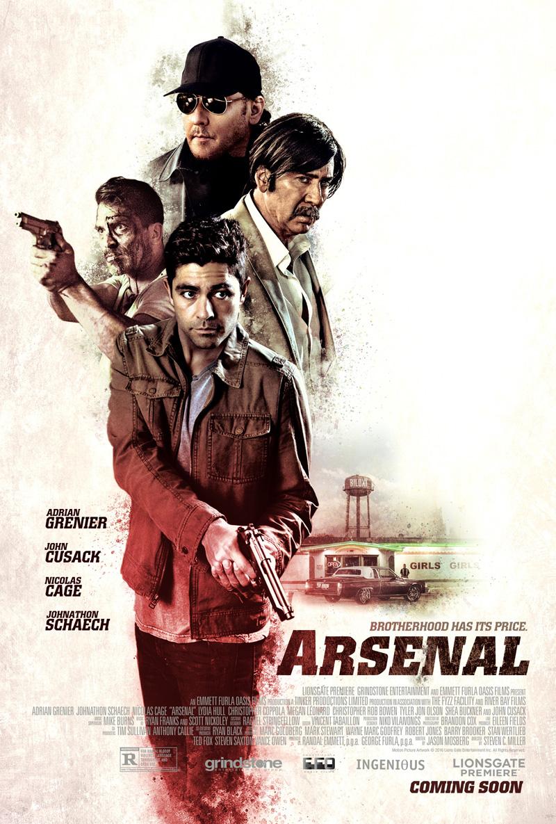 Arsenal FRENCH DVDRIP 2017