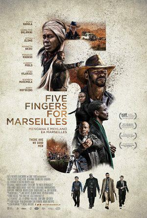 Five Fingers for Marseilles FRENCH WEBRIP 1080p 2018