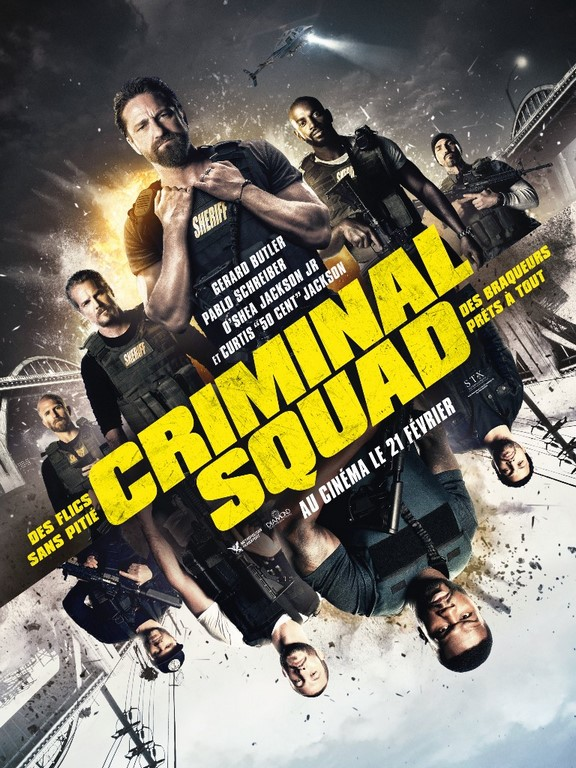 Criminal Squad FRENCH WEBRIP 1080p 2018