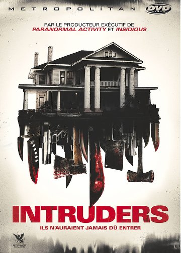 Intruders FRENCH DVDRIP 2016