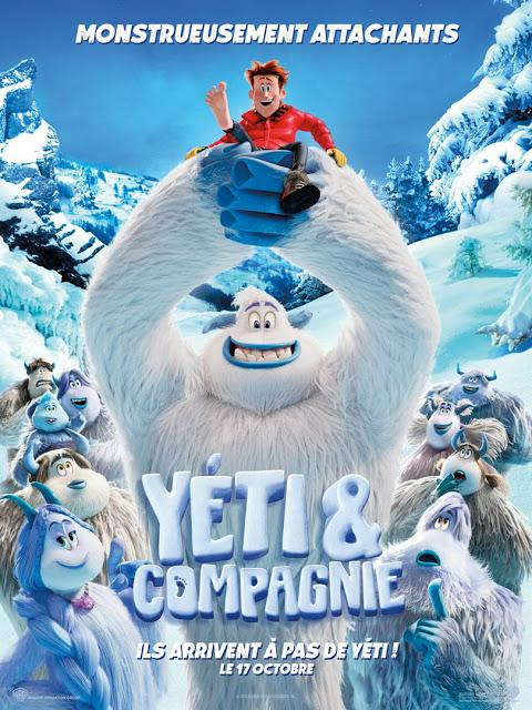 Yéti & Compagnie (Smallfoot) TRUEFRENCH DVDRIP 2018