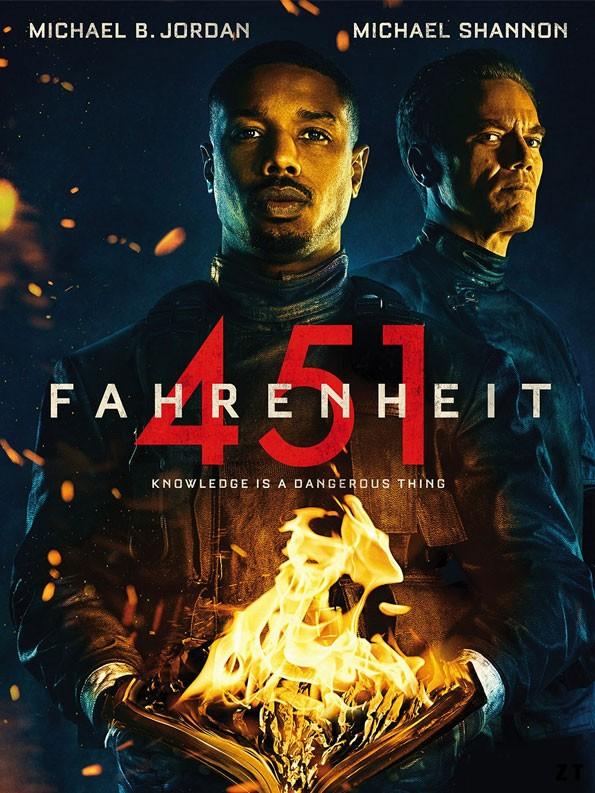Fahrenheit 451 FRENCH WEBRIP 720p 2018