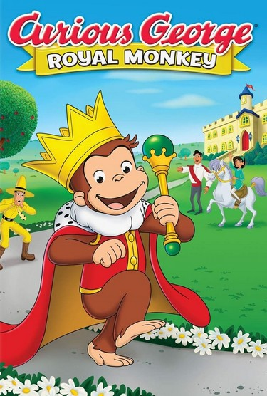 Curious George: Royal Monkey FRENCH WEBRIP 2019