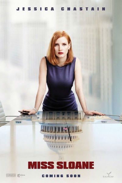 Miss Sloane FRENCH DVDRIP 2017