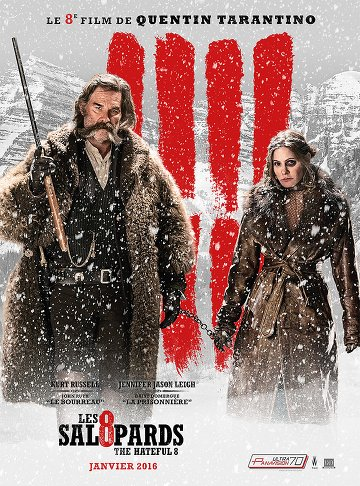 Les Huit salopards (The Hateful Eight) FRENCH DVDRIP x264 2016