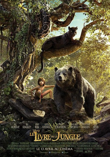 Le Livre de la jungle FRENCH BluRay 720p 2016