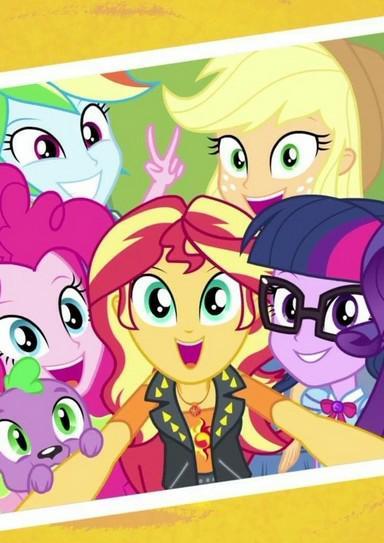 My Little Pony Equestria Girls: Forgotten Friendshi FRENCH WEBRiP 2018