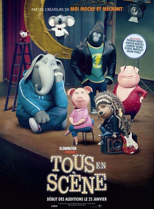 Tous en scène FRENCH DVDRIP 2017