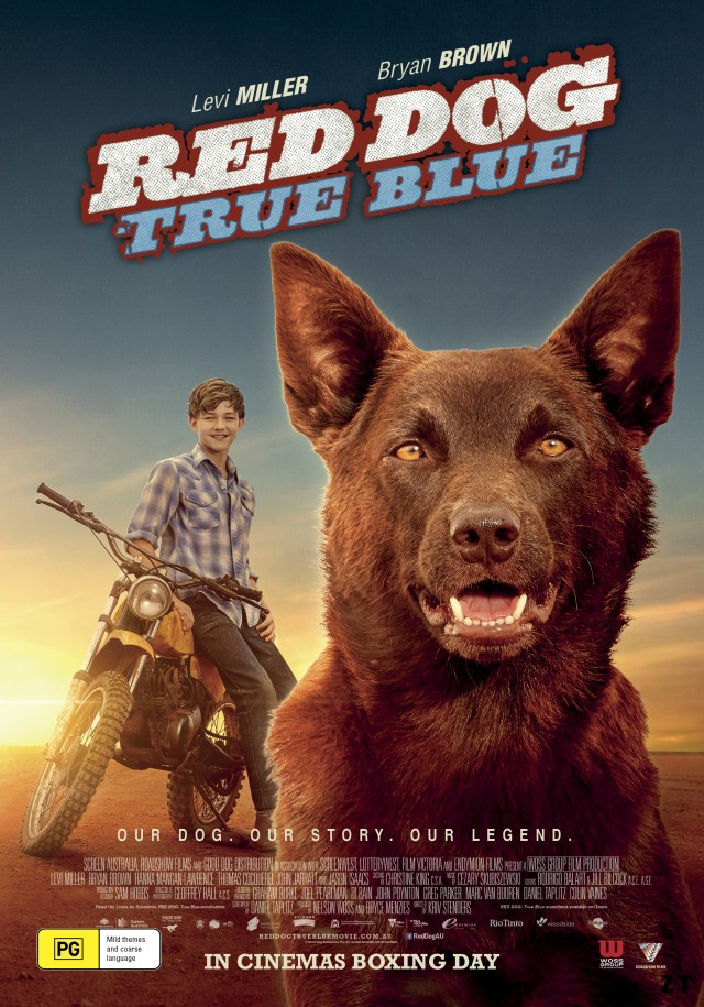 Red Dog: True Blue FRENCH WEBRIP 2018