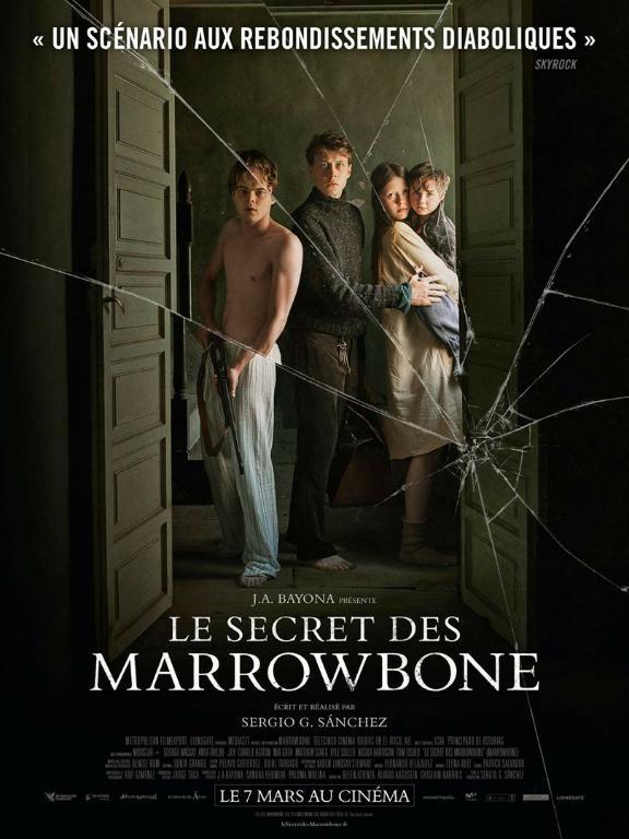 Le Secret des Marrowbone FRENCH DVDRIP 2018