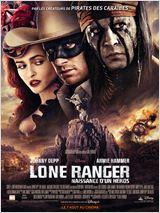 The Lone Ranger VOSTFR DVDRIP 2013