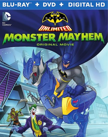 Batman Unlimited : Monster Mayhem FRENCH DVDRIP 2015