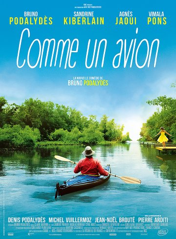 Comme un avion FRENCH DVDRIP 2015