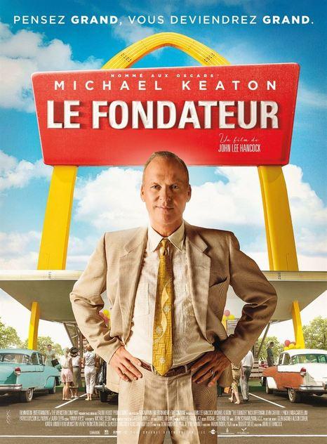 Le Fondateur FRENCH DVDRIP 2017