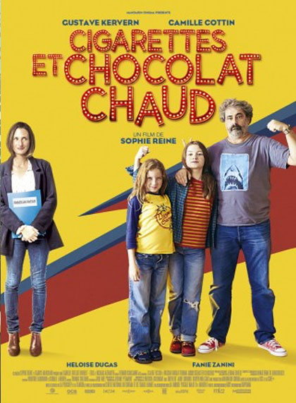 Cigarettes et chocolat chaud FRENCH DVDRIP 2017